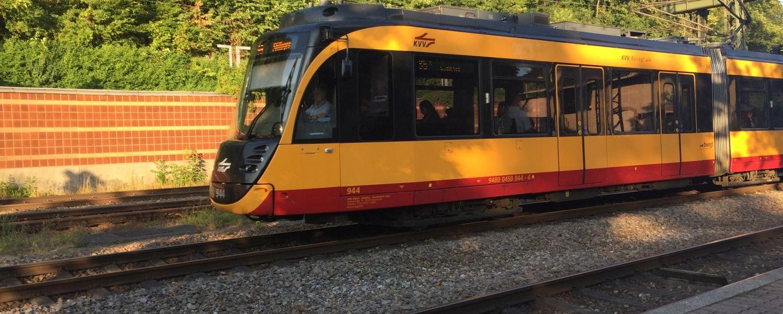 AVG verbessert Qualität im Stadtbahnverkehr