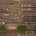 Liniennetzpläne Schiene